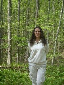 Myriam Ortiz en Charlottesville, Virginia