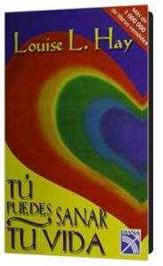 Libro Sana Tu Vida Louise Hay Myriam Ortiz